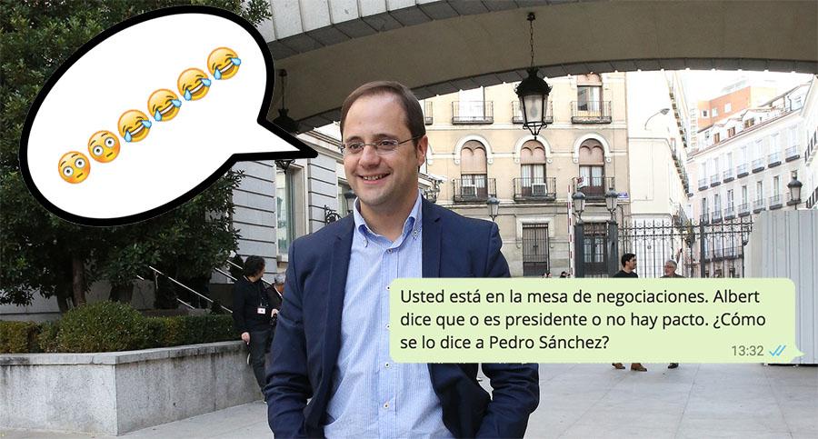 César Luena web