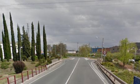 Avenida de Aragon y calle Cadena