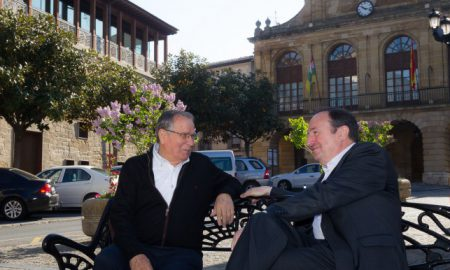 Pedro Sanz y Patricio Capellan