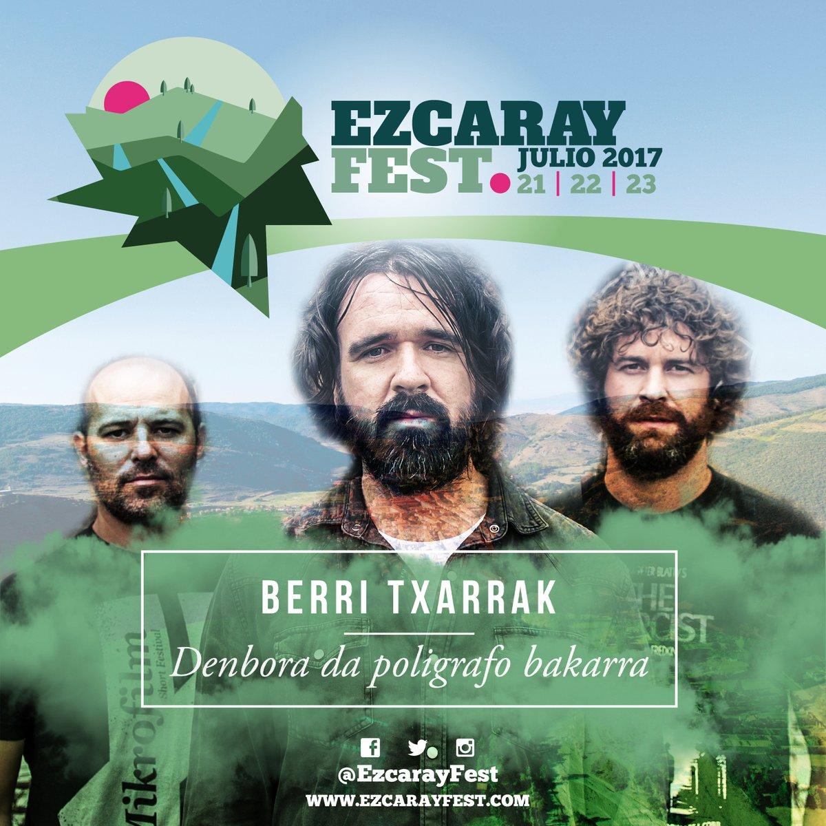 Rock Land Fest 2020: 17, 18 y 19 de julio. Santo Domingo de La Calzada. El Drogas Berri-txarrak-ezcaray-fest