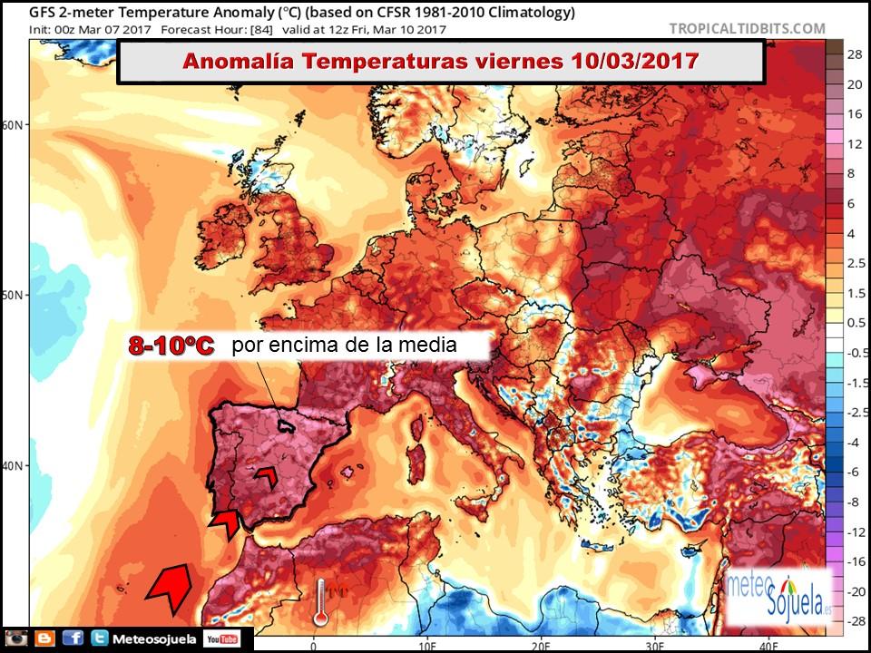anomalías térmicas,meteosojuela,josecalvo