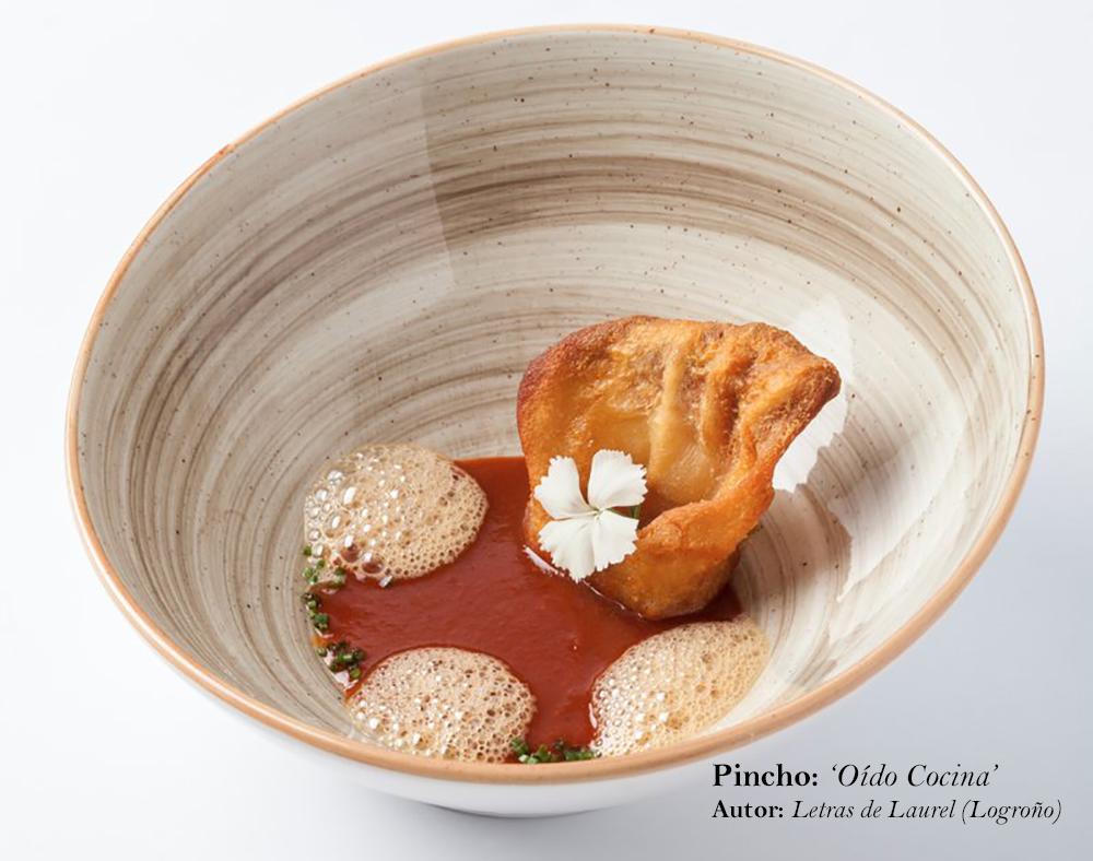 El mejor pincho de la rioja tiene acento andaluz - Oido cocina coruna ...