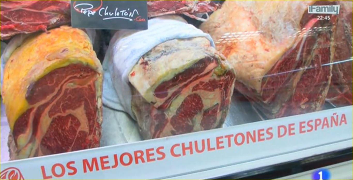 Los mejores chuletones de espa a est n en calahorra for Los mejores sofas de espana