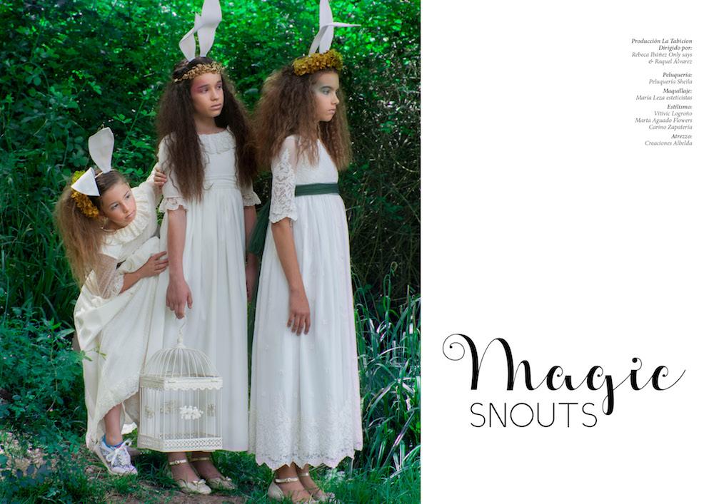 39 magic snouts 39 la producci n editorial made in rioja de - Espacios verdes logrono ...