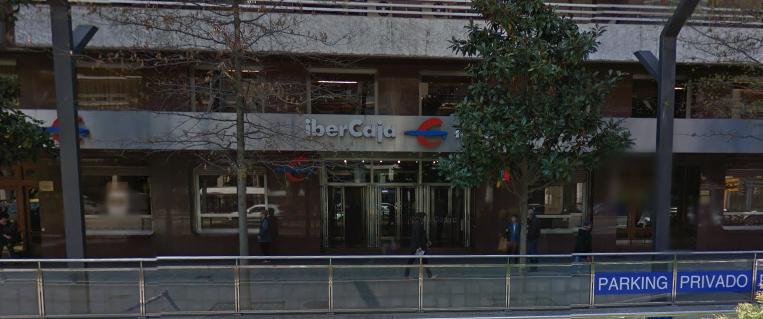 Ibercaja inicia este viernes su cierre de oficinas en la for Oficinas de ibercaja en madrid