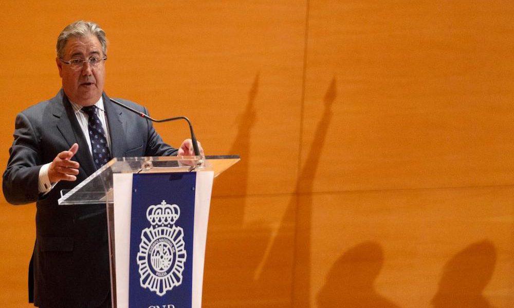 El 39 riojano 39 jos antonio santamar a nuevo jefe de for Zoido ministro del interior