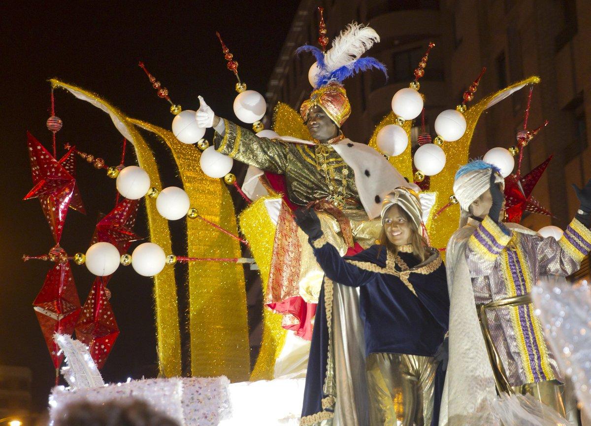 Carrozas De Reyes Magos Fotos.Todos Los Detalles De La Cabalgata De Los Reyes Magos En
