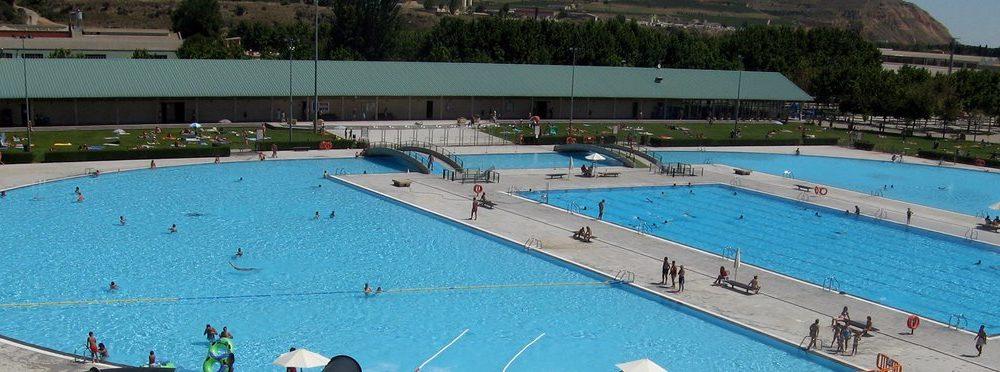 Las piscinas municipales de logro o recibieron for Piscinas merino