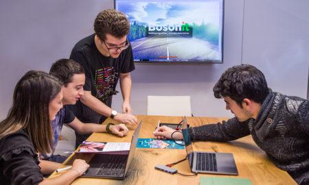 La empresa riojana Bosonit crea su propia criptomoneda como sistema de recompensa para retener talento