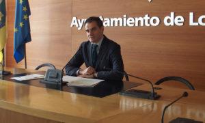 Miguel Sainz, portavoz del Ayuntamiento de Logroño