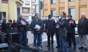Celebración en la calle Ateneo Riojano | Foto: Ayuntamiento de Logroño