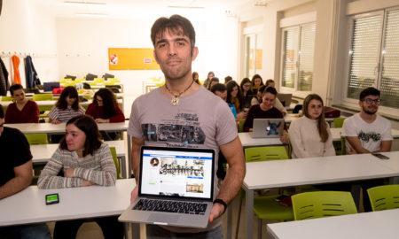 Diego Téllez Alarcia, profesor de Didáctica de las Ciencias Sociales de la Universidad de La Rioja