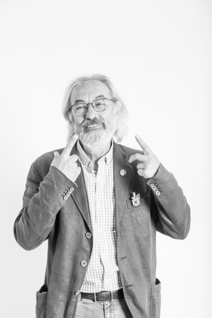 José Manuel Zúñiga (Unidas Podemos) | Foto: Clara Larrea