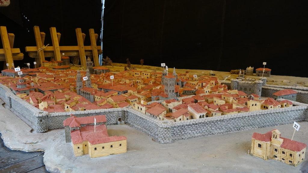 Maqueta Logroño 1521