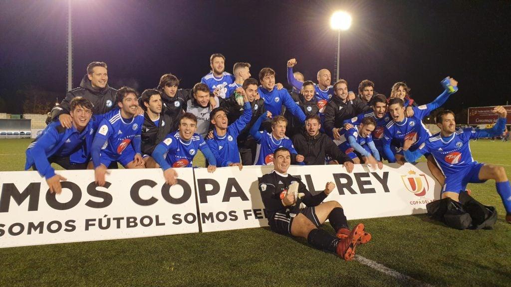 Poca 'fortuna' y mucho lío en el sorteo de la Copa para los riojanos - NueveCuatroUno